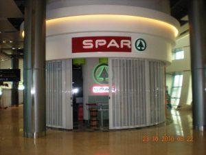 Terminal 2 Retail kiosk