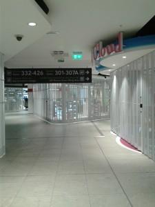 dublin airport simflex C&S simflex