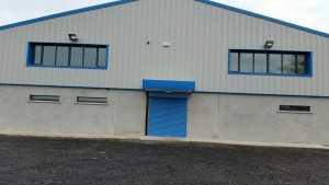 Roller Shutter North Counth Dublin GAA Club