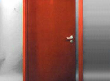Steel Hinged Security Doors