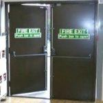 Steel Fire/Security Doors