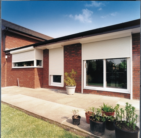 Domestic Roller Shutters & Retractable Security Gates