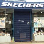 Shop front shutters