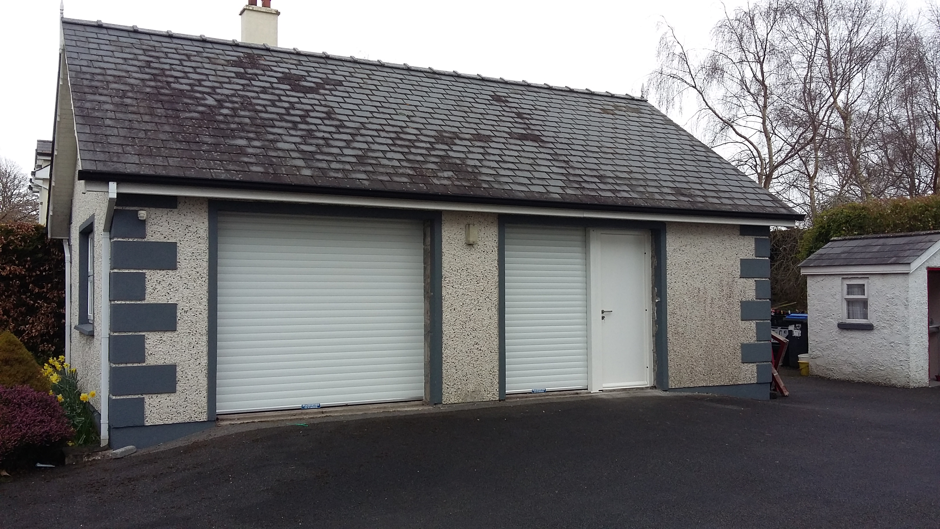 Insulated Garage Door And Steel Door Carlow C S Repair